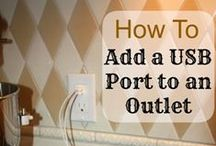 Home - Electrical / Electrical outlets for the home