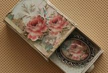 Altered Matchboxes