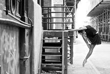 ♥ photography [dancing in the city]