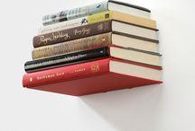Book Shelves + Magazine Storage / by Umbra
