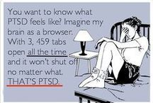 DID/C-PTSD: What PTSD Feels Like / PTSD manifests with diverse symptoms that feel endless and unrelenting. Sometimes a phrase precisely captures an aspect of it. And, sometimes, words are completely inadequate.