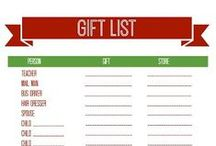Christmas Gift Ideas / The best things to consider for Christmas giving