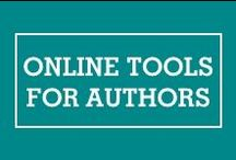 Online Tools For Authors / There are great (and often free!) resources available that can make managing your social media and online presence so much easier and more effective. Here are some of our favorites.  / by Mixtus Media