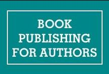 Book Publishing Tips / Whether you're self-published or have a publishing company behind your book, there is a lot for authors to know. Here we break it down for you and give you helpful information and tips to make your book stand out and connect with readers / by Mixtus Media