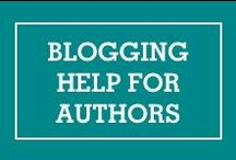 Blogging Help For Authors / Don't know what to blog about? Do you need help making the most of your blog? We've got you covered!  / by Mixtus Media