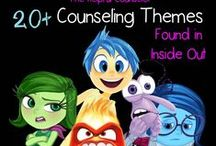 DID/C-PTSD: Inside Out / The movie 'Inside Out' has been cited many times for its therapeutic value in teaching kids (or anyone) about emotions. This board includes therapy ideas, a 5-part series for teachers, a 2-part post on trauma, coloring pages, and fun things to try!