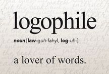 Vocabulary / My new favorite words. Will need to work a bit on using these in a sentence....
