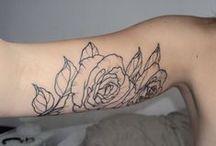 Ink'd  / Tattoo-spiration / by Claire Landsbaum