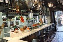 Tucs Mercado / specialty market- meat, produce, coffee, wine, beer, kitchen.