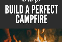 Camping Tips & Tricks / The little things you wish you thought of before heading out on the camping trip!
