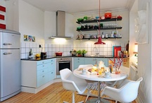 dream house | kitchens or where to eat