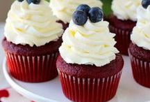 4th of July / 4th of July Recipes | 4th of July Desserts | Red White and Blue Recipes