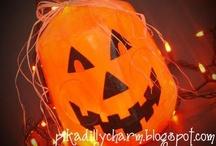 All_Hallows_Eve_Pumpkins / Pumpkin ideas, decor, and crafty happiness!
