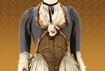 Costume Detail + Some Period Clothing / by Melanie Ann