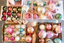 JOLLY / Christmas decorations and inspiration. I'm dreaming of a pink Christmas...