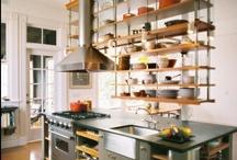 kitchen island / by Paula Wellings