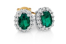 Pantone Colour of 2013  / 'PANTONE 17-5641 Emerald, a lively, radiant, lush green, is the Colour of the Year for 2013'.