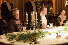 Downton Abbey drinking / by grapefriend.com