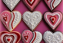 Valentine's Day / Don't forget to come back and shop at Christmas at Heart for high quality 100% cotton for quilting, fun holiday patterns, and beautiful hand-stitched gifts. / by Christmas at Heart