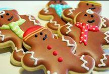 Gingerbread  / by José Stichbury