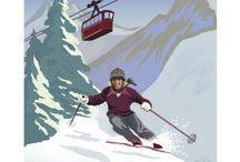 7 best ski resorts France, Alps / Rent Chalet le Moulin and Ski :-)  1. Praz de Lys- Sommand,  2. Morillion, Samoens, Les carroz, Flaine 3. Les Gets, Morzine all within 20 minutes!