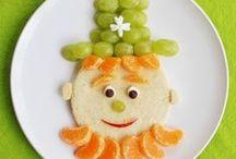 St. Patrick's Day / St. Patrick's Day Recipes | Rainbow Recipes | St. Patrick's Day Desserts