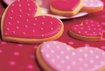Valentines cookies / by José Stichbury