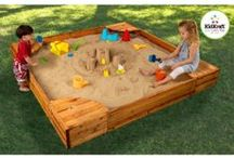 Keeping The Kids Busy / These fun toys and games will keep your mini-campers happy. / by Camping World