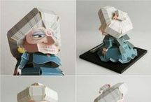 Paper Toy / by Isabel Stumpf Mitchell