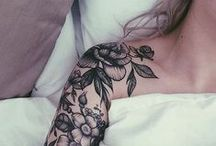 INKED / Someday, I'm going to get the sickest floral tattoo anyone on God's green earth has ever seen.