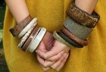 Arm Candy / A display of SAAKO's bracelets along with trendy fashionable outfits and style inspiration!