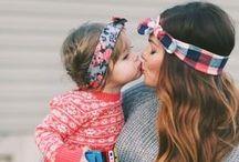 SAAKO Kids - Fall Fashion! / Dress trendy this fall season, take a look at SAAKO's matching mom-daughter collection!