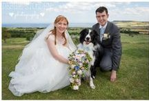 Hunley Hotel Wedding -  Ledean and Martyn / Images from Ledean and Martyn's Hunley Hotel Wedding with flowers by the Countryside Florist and Coach and horses provided by Classic Celebrations Lazenby. #HunleyHotel #wedding
