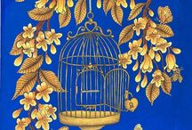 Colouring inspiration - Maria Trolle / Vivi söker en van , blomster mandala