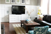 Home Decoration ideas / by Emily Bavender