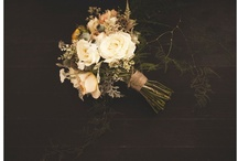Antiqued Flowers / Antique Wedding Flowers