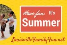 Louisville Family Fun Stuff / Check out LouisvilleFamilyFun.net for great reviews, contests and a calendar covering it all! / by Louisville Family Fun
