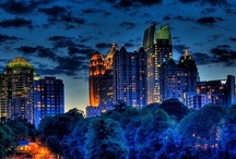 favorite Atlanta spots / I've lived in Atlanta since 1991.  So, while I'm not a native Atlantan - or southerner for that matter - I've called it home my entire adult life.  These are some of my favorite spots in the city
