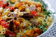 food & recipes / by Anna Nikolasevic