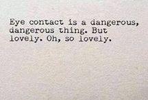 words. / by Morgan Caudill