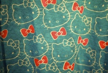 Hello Kitty / by Jamie Pearson