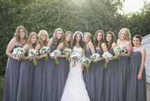 Grey + White Flowers / Grey and white wedding flowers  Classic wedding colors