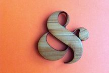Amplified & Ampersand / #ampersand #alphabet / by FontShop