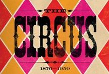 Circus Fonts / Circus Fun Fonts / by FontShop