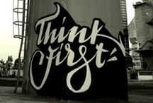 Street Art & Graffiti / by FontShop