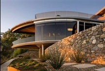Modern Masterpieces / There is something special about the clean lines of modern architecture.  Here are some of our favs