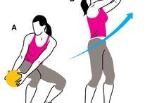 Exercise / by Janice-Bob Ottley