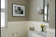 Bathrooms / by Studio B .