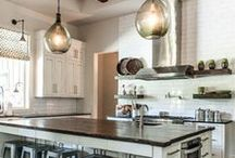 home renovation ideas / Here are some of the inspirations for our home renovation project.  D-Day is 1/1/14!