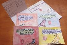 Graphic Organizers / Graphic organizers and foldables for grades 2 - 6.